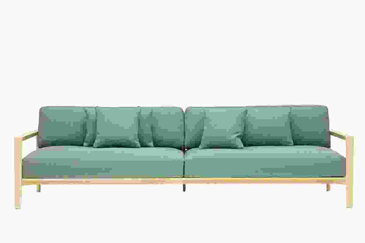 Ling Sofa 3 Seater - Fabric.