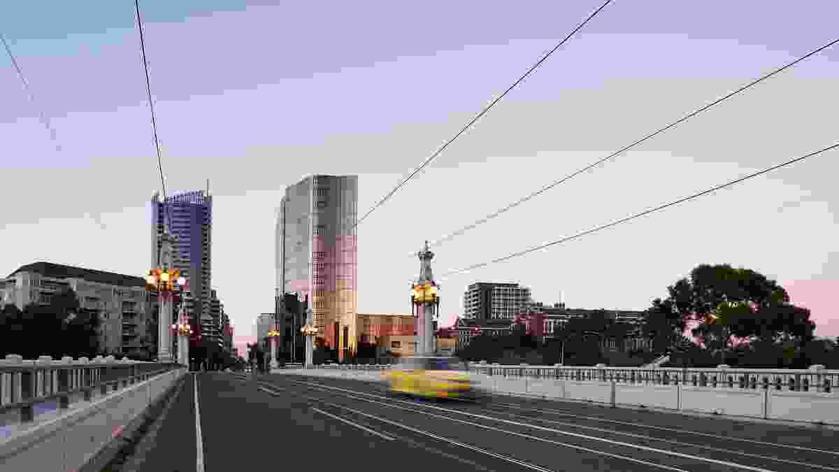 Avenue by Elenberg Fraser.