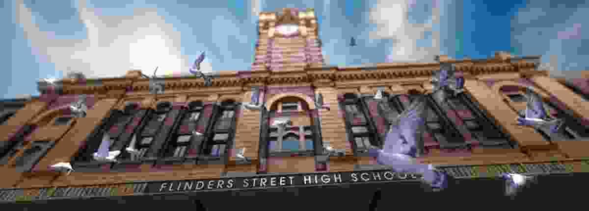 ARM Architecture: Flinders Street High School.
