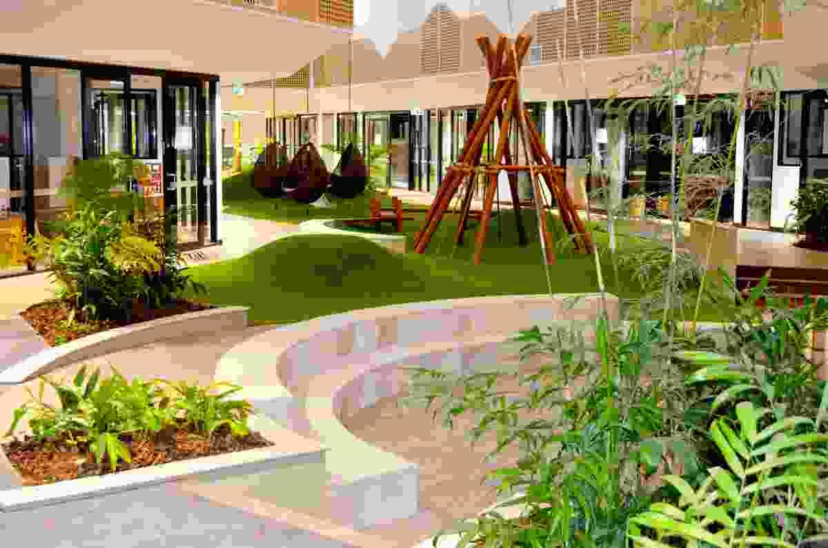 Goodstart Early Learning Centre Adelaide Street by Greenedge Design Consultants.
