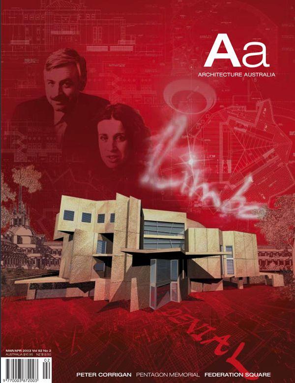 Architecture Australia, March 2003