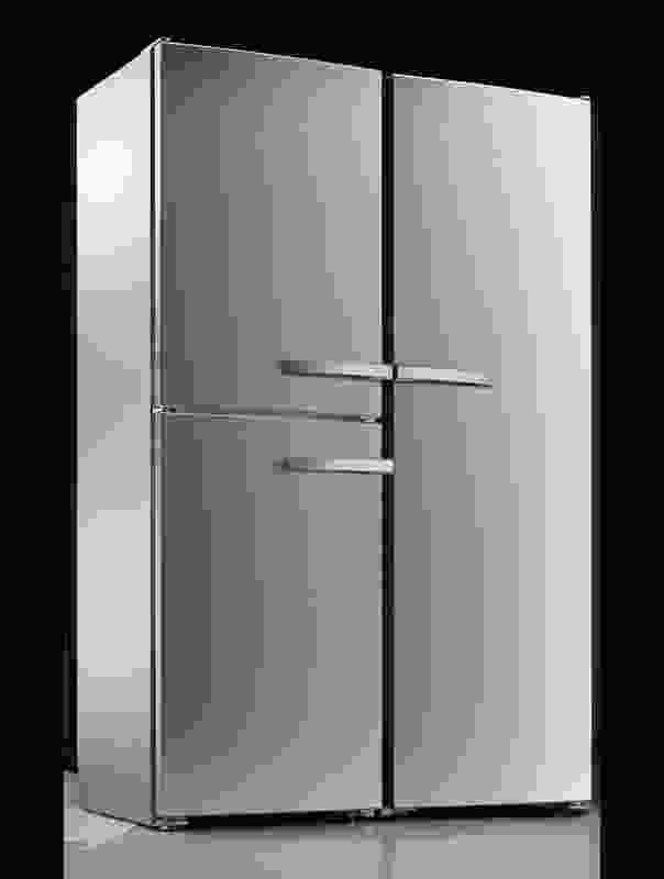 Miele K 14,820 fridge.