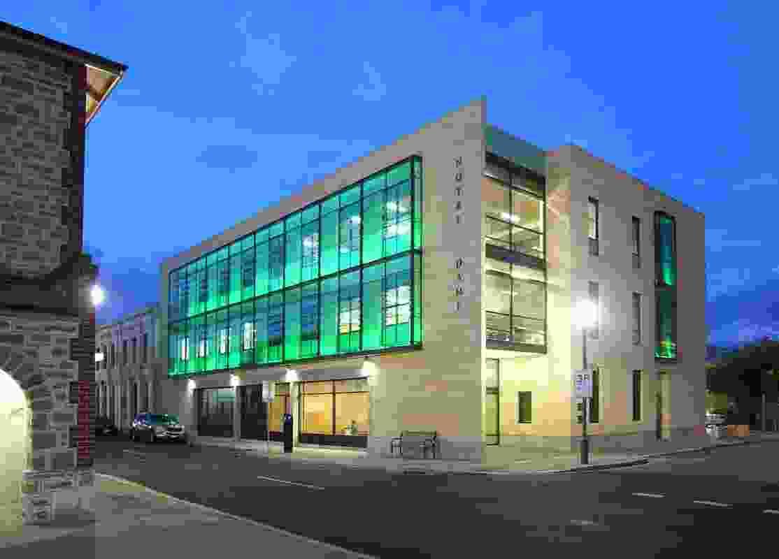 Public: University of Notre Dame Australia, Fremantle – Tannock Hall of Education by Marcus Collins Architects.