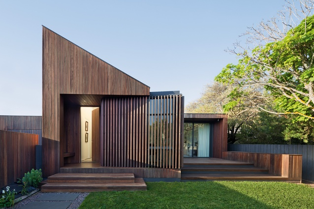 Humble House by Coy Yiontis Architects.