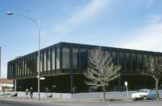 Hotel proposal for modernist Yuncken Freeman office building
