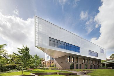 Ravenswood School for Girls by BVN Architecture received the 2012 Sulman Medal for Public Architecture.