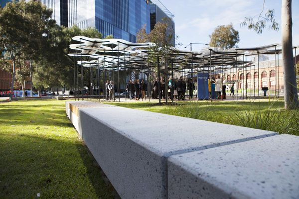 Docklands City Park – Stage 1.