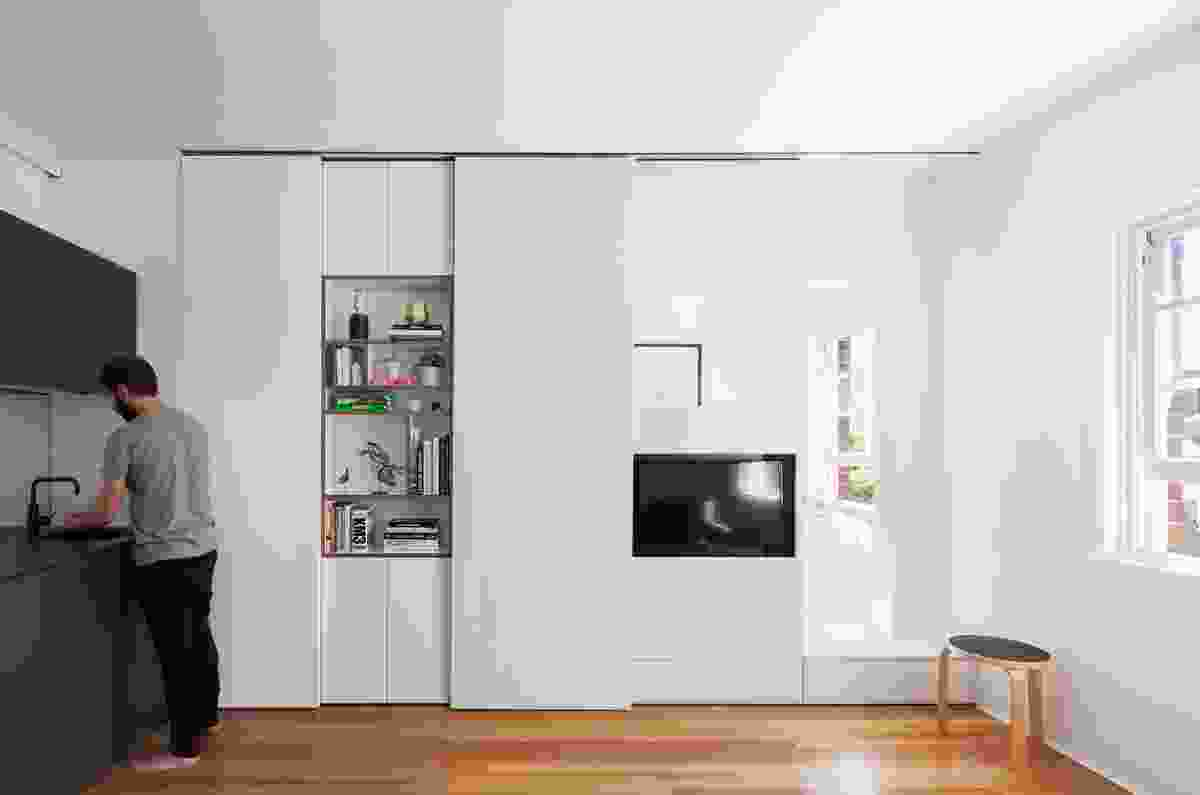 Darlinghurst Apartment by Brad Swartz.