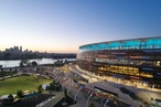 Finding a sense of place: Optus Stadium parklands