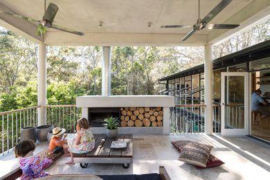 Kareela Outdoor Room by Polly Harbison Design.