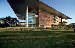 Gallery of Modern Art, Brisbane.Image: John Gollings.
