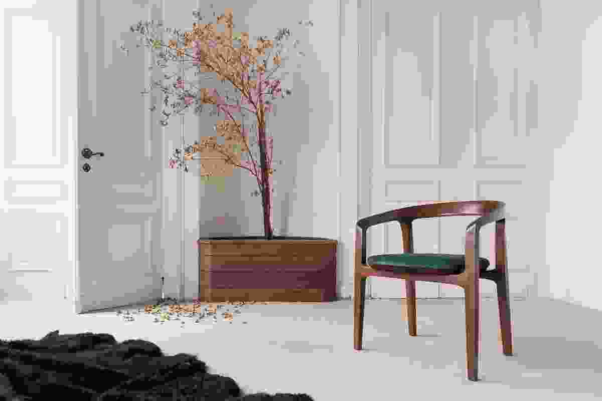 Jessi chair by Thomas Van Noten