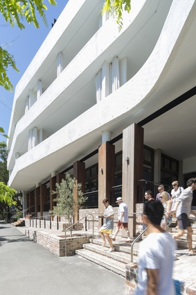 CASBA by Billard Leece Partnership + SJB Architects in association with BKH Interiors.