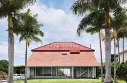 2016 Houses Awards: House in a Heritage Context