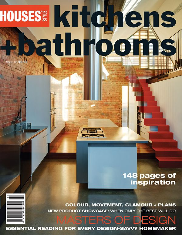 Houses: Kitchens + Bathrooms, June 2010