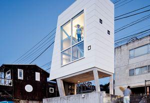 Window House (2013) by Yasutaka Yoshimura Architects.