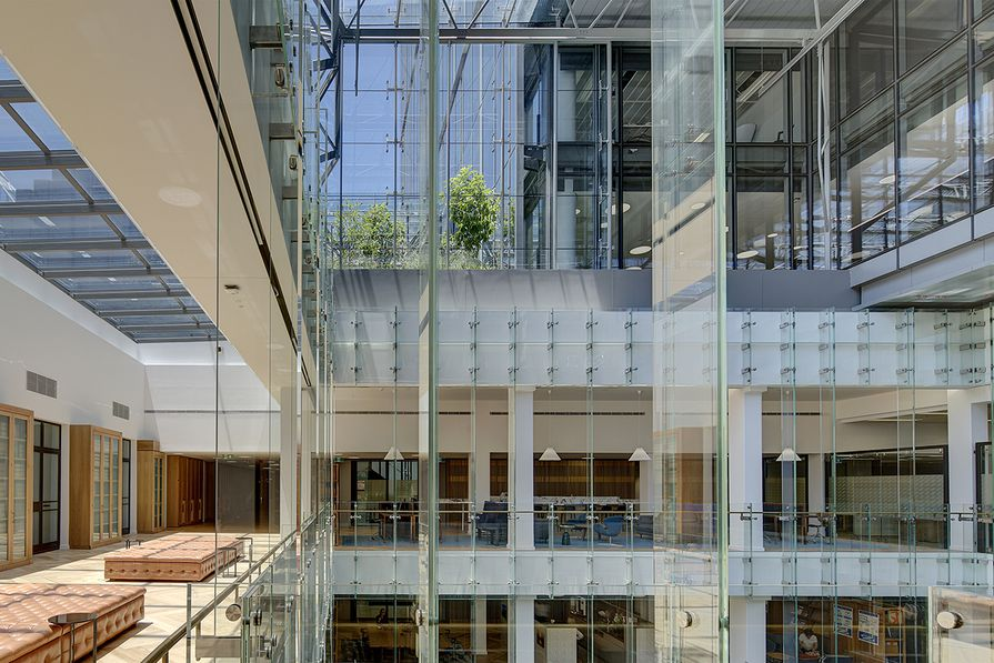 5 Martin Place by JPW and TKD architects in collaboration.