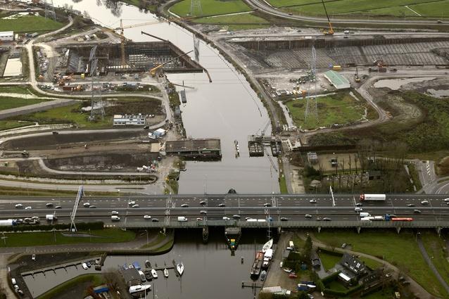 SAA Rijkswaterstaat by karres+brands.