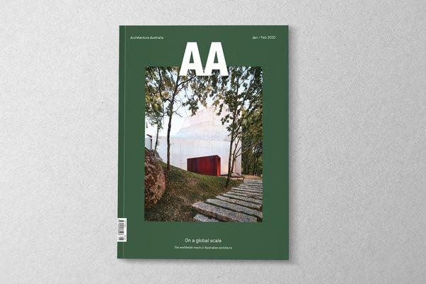 Architecture Australia January/February 2020