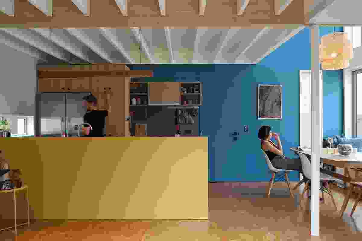 Finalist: Housing Multi-unit – Chen Anselmi Units by Bull O'Sullivan Architecture.