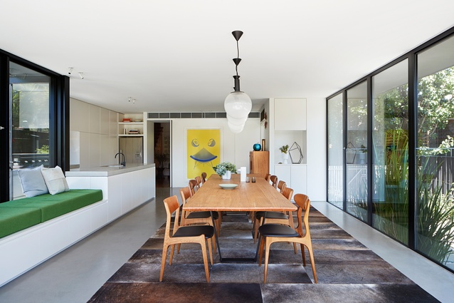 Pine St House by Hassell.