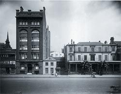 The Albany, by G. M. Pitt, 1905. Image: Milton Kent, 1925. City of Sydney Archives.