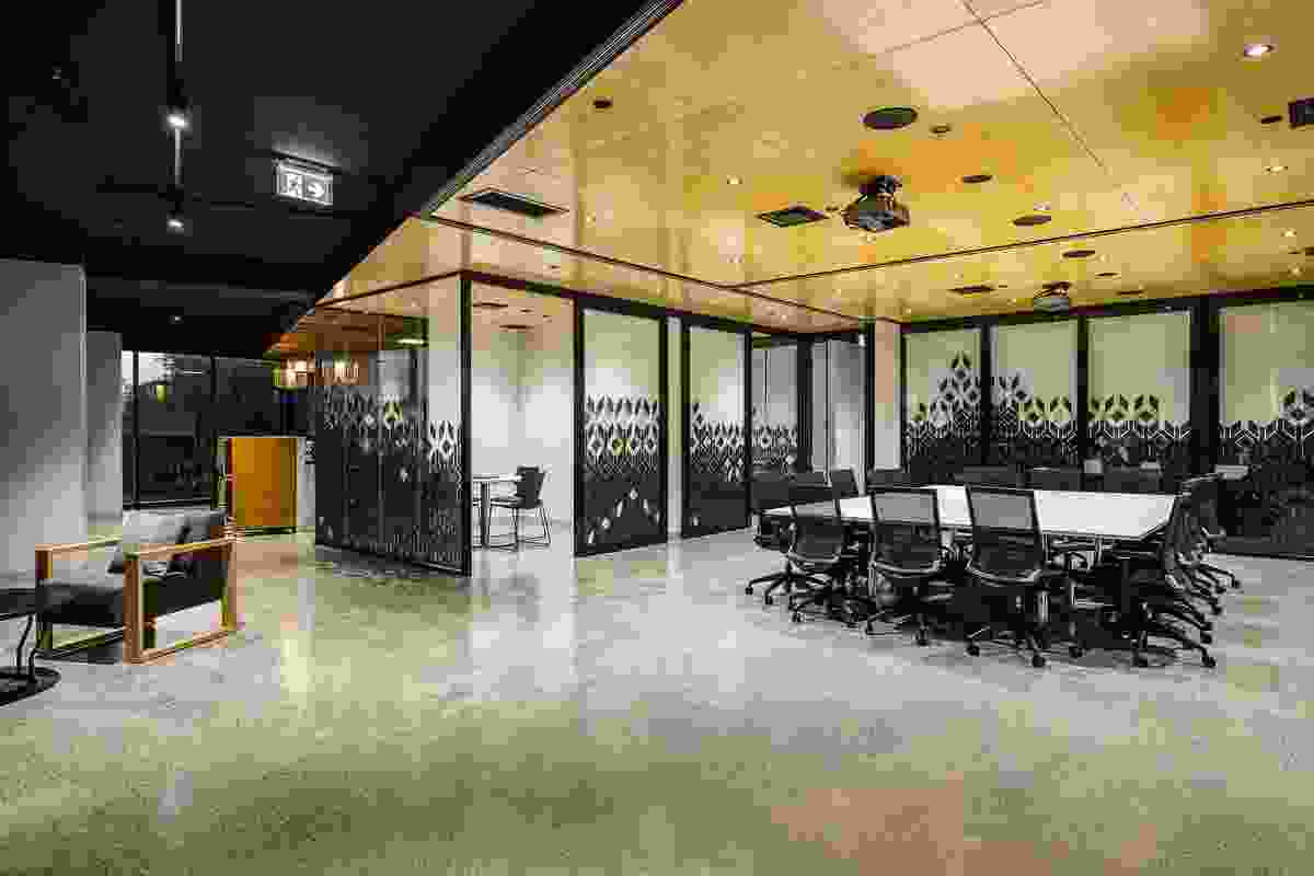 Snelleman Tom Office Fitout by Tonic Design.