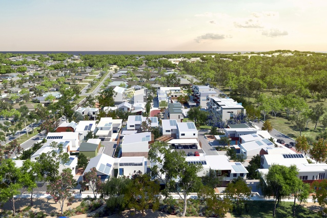 WGV at White Gum Valley by Coda Studio, Urbis, Landcorp, Josh Byrne and Associates.