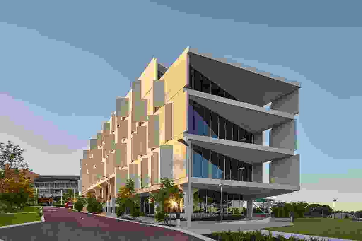 Curtin Medical School by GHD Woodhead.