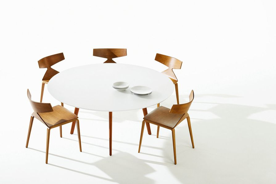 Saya chair by Lievore Altherr Molina.