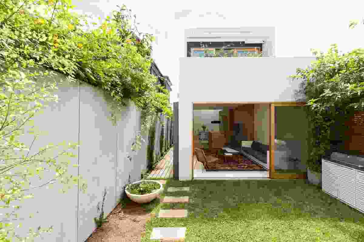 Bondi House by Fearns Studio.