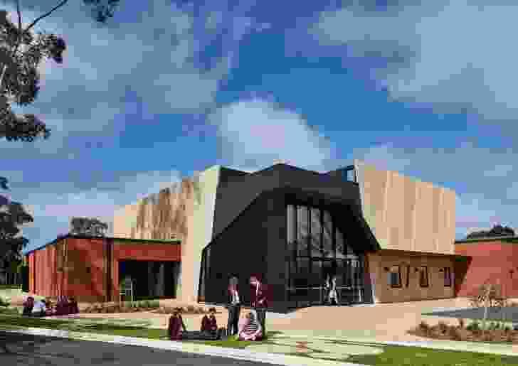 St John's Grammar School John Bray Centre for the Performing Arts by Walter Brooke.