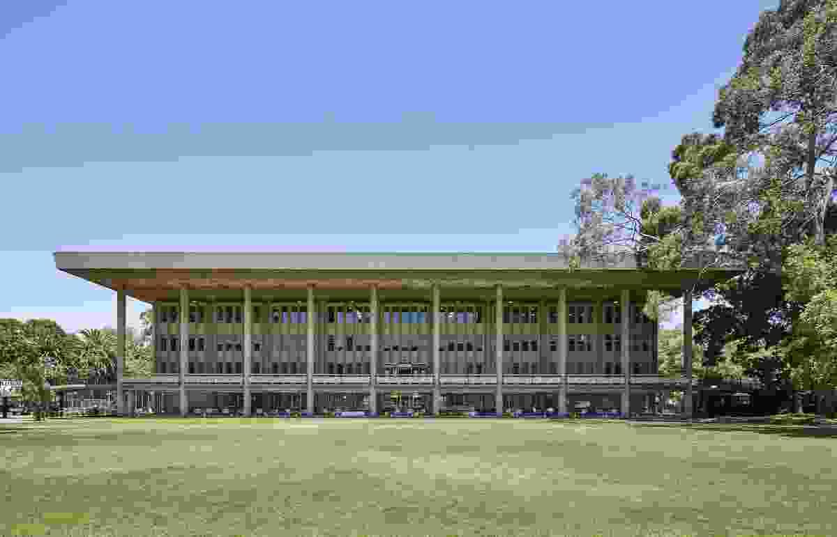 Reid Library by Cameron Chisholm Nicol.