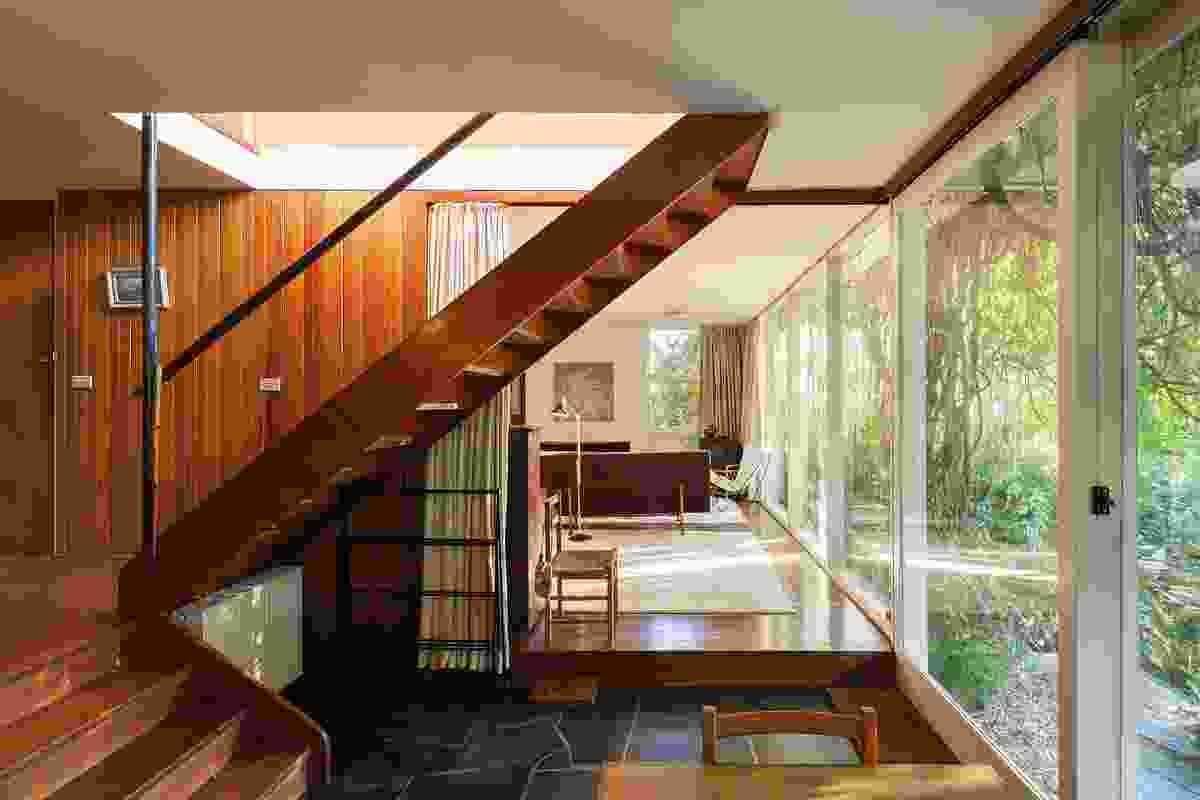 Stone House (1953) by Robin Boyd.