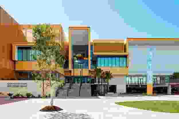 Gold Coast Sport and Leisure Centre Carrara by Cardno, BVN and John Graham.