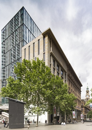 5 Martin Place by JPW & TKD architects in collaboration.
