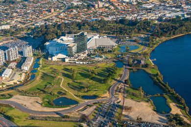 Burswood Park, Perth