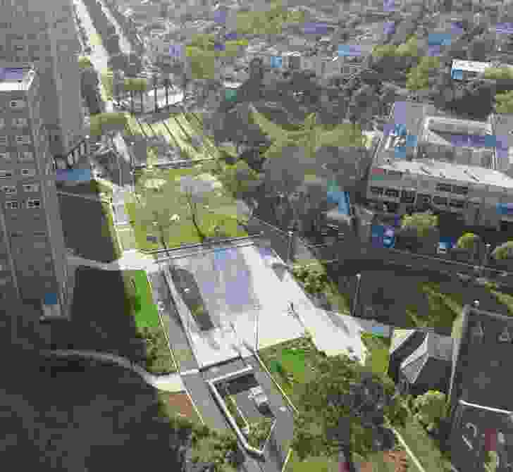 Grey to Green by City of Melbourne (and others) with City of Melbourke undertaking the design and delivery of the program.