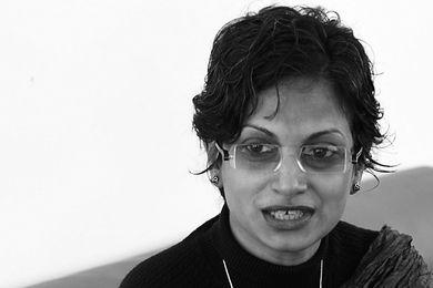 Architect Marina Tabassum, guest speaker at Making 2014 in Perth.