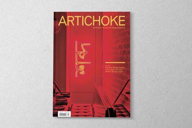 Artichoke 53 cover.