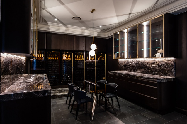 Aberfeldie Cellar by Co Lab Design Studio.