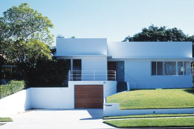 The original Art Deco cottage was respectfully added to, contributing to a new chapter of the history of Brisbane.