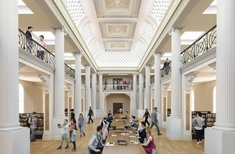 Work to begin on $88.1m refurbishment of Victoria's state library