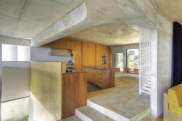 Castlecrag House – Neeson Murcutt Architects.