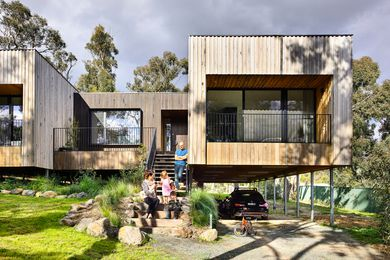 Ballarat East House by Porter Architects.