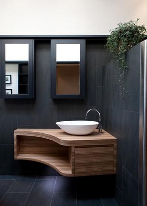 Mirning Bathroom by Roger Pegrum.