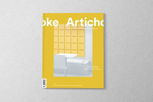 Artichoke issue 64.