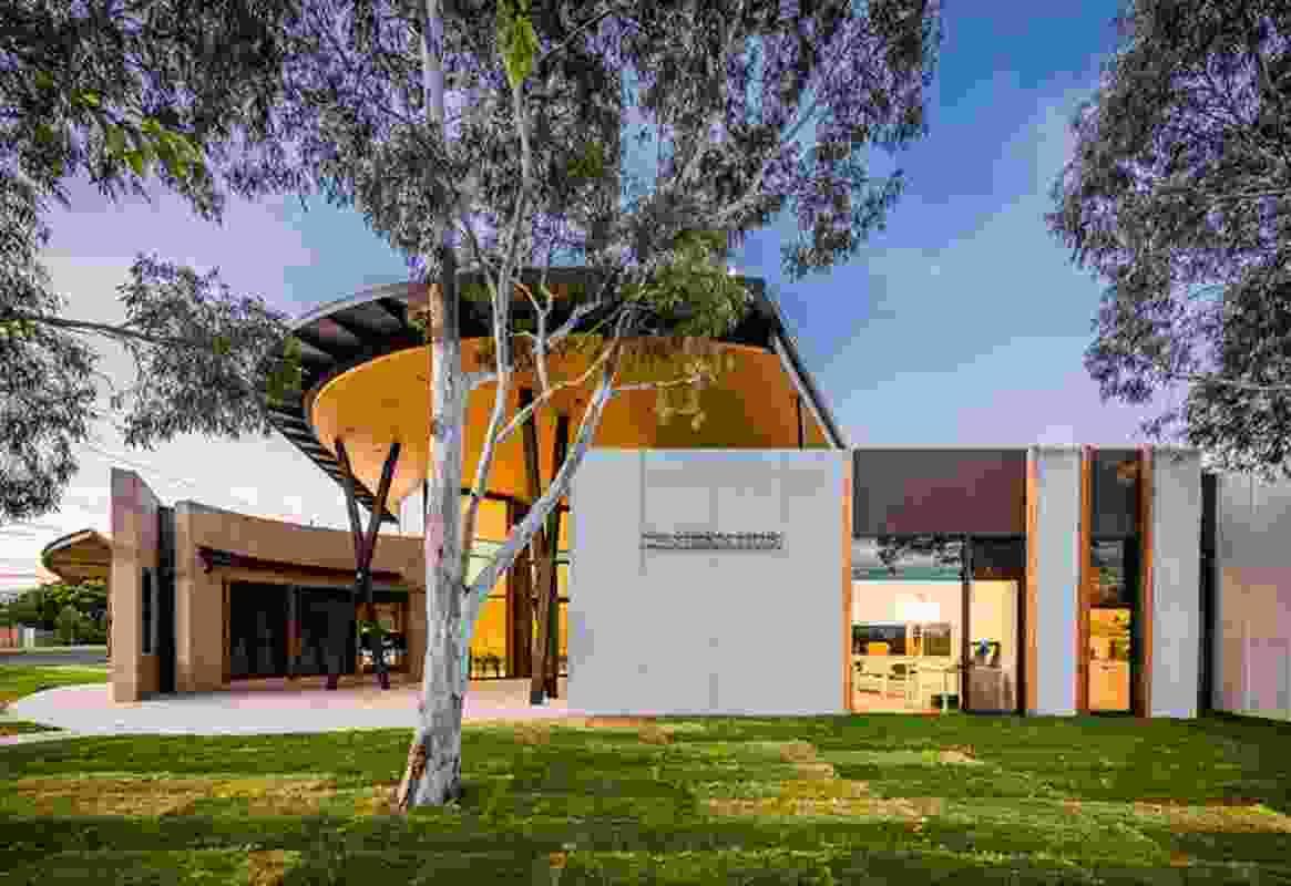 Eastern Hub by FMSA Architecture.