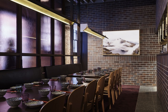 Lee Ho Fook by Techne Architecture + Interior Design