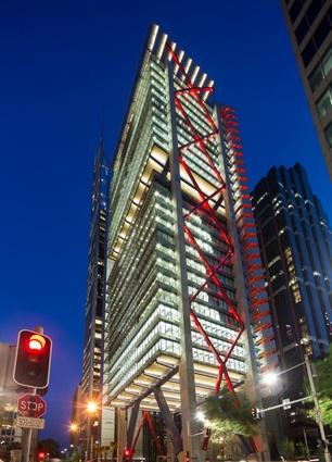 8 Chifley Square – Lippmann Partnership/Rogers Stirk Harbour & Partners